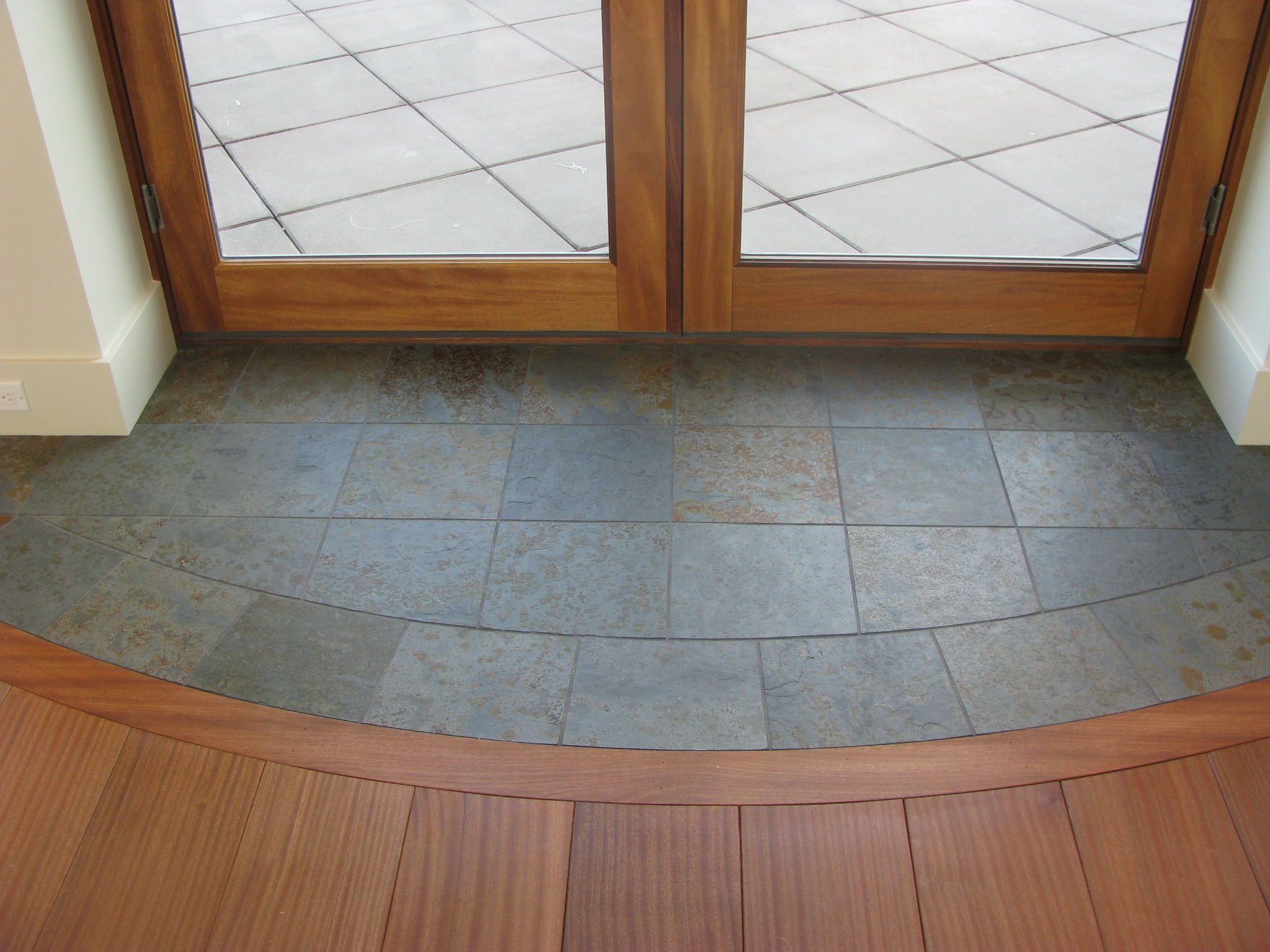 Foyer Entry Tile : Floors tile bend oregon brian stephens inc